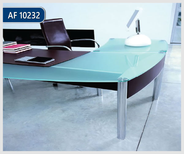 Office Glass Desk Furniture Supplier, Saudi Arabia, Riyadh