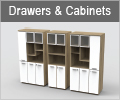 Drawers & Cabinets Office Furniture